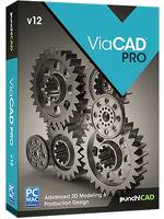 ViaCAD Pro v.12 - Program CAD na MAC i PC