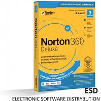 Norton ESD 360 DELUXE 25GB PL 1Y 3PC [STA]