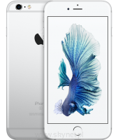 Apple iPhone 6s Plus 128GB Silver (srebrny), 5.5&#8221 Retina HD 3D Touch, 12MP iSight, A9 M9, FV23% - Wysyłka gratis!