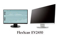"EIZO Monitor LCD 24,1"" EV2450-GY, Wide (16:9),1920x1080, IPS, LED, FlexibleStand, szary"
