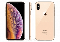 Apple iPhone Xs 64GB Gold (złoty), 5.8&#8221 Super Retina HD, IP68, A12, iOS 12, FV23% - Wysyłka gratis!