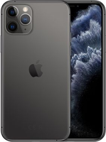 Apple iPhone 11 Pro 64GB Space Gray (Szary), Dual Sim 5,8&#8221 Super Retina XDR, IP68, A13, iOS 13, FV23% - Wysyłka gratis!