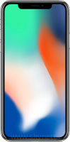 "Apple iPhone X 64GB Silver (srebrny), 5.8"" Super Retina HD, 12MP, A11 M11, FV23% - Wysyłka gratis!"