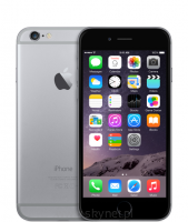 "Apple iPhone 6 16GB, 4.7"" Retina HD , 8MP iSight, A8 M8, FV23% - gwiezdna szarość"