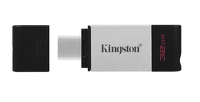 Pendrive Kingston DataTraveler DT80 USB-C 32GB