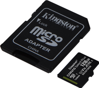 Karta MicroSD Kingston Canvas Select Plus 128GB