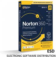 Norton ESD 360 PREMIUM 75GB PL 1Y 10PC [STA]