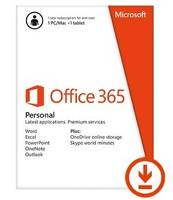 ESD Office 365 Personal ALL 32/64 DwnLd