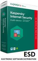 Kaspersky ESD Internet Security multi-device 1Y 3PC